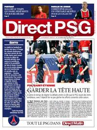2012-05-02  PSG-Saint Etienne (35ème L1, Direct PSG N°33)