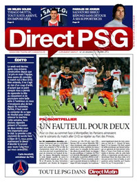 2012-02-19  PSG-Montpellier (24ème L1, Direct PSG N°28)