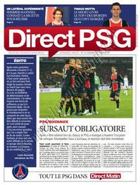 2012-04-22  PSG-Sochaux (33ème L1, Direct PSG N°32)