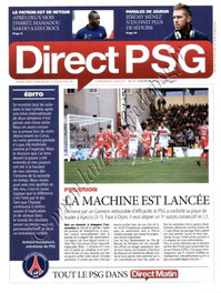 2011-10-23  PSG-Dijon (11ème L1, Direct PSG N°21)