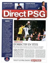 2012-03-04  PSG-Ajaccio (26ème L1, Direct PSG N°28)