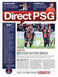 2011-10-29  PSG-Caen (12ème L1, Direct PSG N°22)
