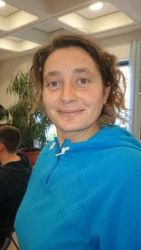Susanne Prell, Ergotherapeutin und zuständig für alles  was mit den Tieren zu tun hat