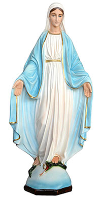 Our Lady of Grace statue cm. 72