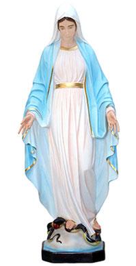 Our Lady of Grace statue cm. 120