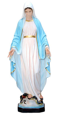 Our Lady of Grace statue cm. 120