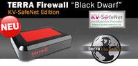 OMNITEK SYSTEMS - Terra Securepoint bietet Ihnen die komplette Palette an sicheren Next Generation UTM-Firewalls zum kompletten Netzwerkschutz TERRA Black Dwarf