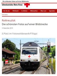 Rot Kreuz - Fotowettbewerb 2013 - 3. Platz
