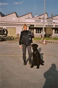 Drogenhundeprüfung in Emmen
