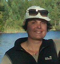 Elke Kremer, Fischwirtschaftsmeisterin und Betriebsleiterin