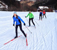 Nordic Skiing ~ Kurse, Touren