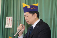 司会 副ライオンテーマ L.石川 恵二