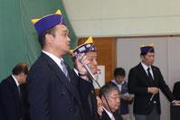 児童奉仕委員会委員長 L.髙橋 聡