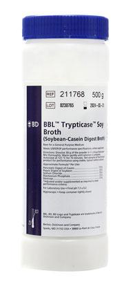 211768 BD BBL™ Caldo Soya Trypticasa, 500 g