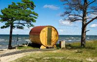 Proyecto llave en mano. Sauna. Salud por muchos años