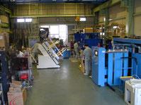 1F工場内部
