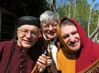 Michel und Andronik, Weltmusik, Folk und authentische Mittelaltermusik