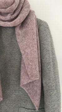 Schal Alma nie knitwear & accessoires