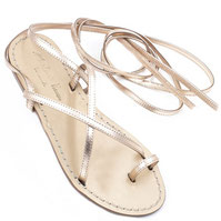 sandali alla schiava artigianali