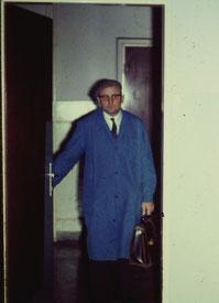1968 - Prof. Jakesz öffnet die Türen zur Literatur