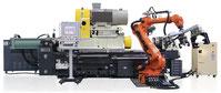 U-JIN TECH CORPs 100SF Einspindel-Maschine mit 100 t Kraft