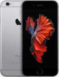 iPhone 6S, spacegray
