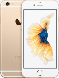 iPhone 6S, gold