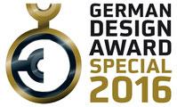 German Design Award 2016 special