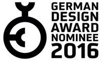 German Design Awatd 2016 nominee