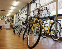 自転車やスポーツ用品もありますので、アウトドアを考えている人におすすめです。