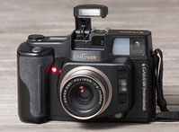 Praxistest Fujifilm GA645 W Professional