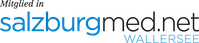 Logo Gesundheitsnetzwerk Wallersee / Salzburgmed.net