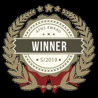 AFNS Award Logo Auszeichnung Fotografie