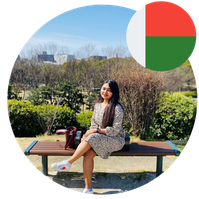 Study in Japan for Africa- Ms Andriamisaharimanana Lucia- Madagascar