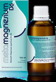 metamagnesium D6 Packshot