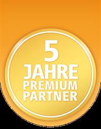 Premium Partnersiegel für VERDE Immobilien