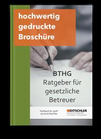 Fachbuch Gesetzliche Betreuer im BTHG