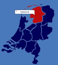 Meldingen AFD Friesland 96
