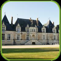 Camping Sites et Paysages Les Saules à Cheverny - Loire Valley - Notre partenaire le château de Villesavin à Tour en Sologne