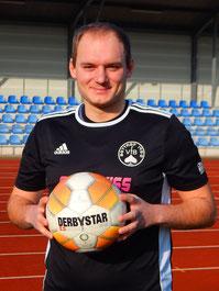 Hielt heute als Kapitän die Abwehr zusammen: Björn Benninghoff.