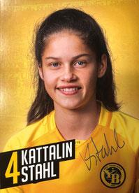 Kattalin Stahl - YB Frauen 2018/19