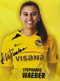 YB Frauen Stephanie Waeber