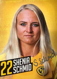 Shenia Schmid - YB Frauen 2018/19