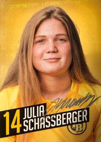 Julia Schassberger  - YB Frauen 2018/19