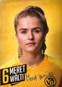 Meret Wälti  - YB Frauen 2018/19