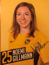 Noemi Gillmann - YB Frauen 2019/20