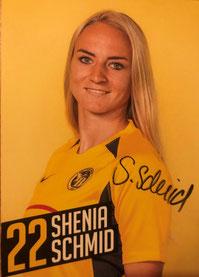 Shenia Schmid - YB Frauen 2019/20