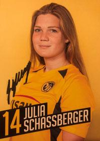 Julia Schassberger - YB Frauen 2019/20