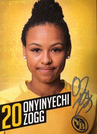 Onyinyechi Zogg - YB Frauen 2018/19