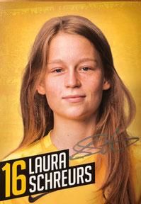 Laura Schreus  - YB Frauen 2018/19